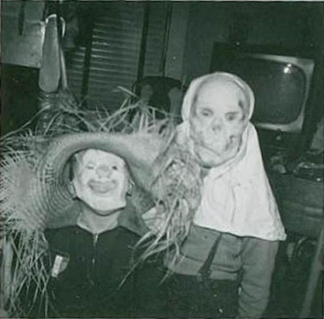 Halloweenské masky 1