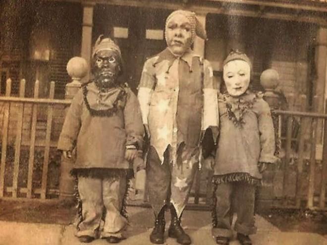 Halloweenské masky 5