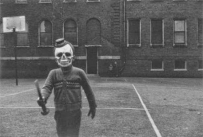 Halloweenské masky 7