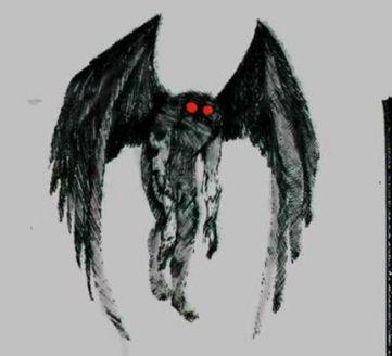 Mothman - můří muž