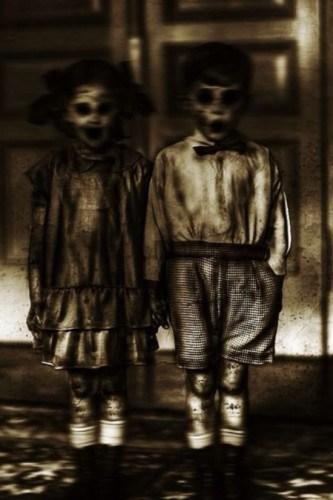 Strašidelná fotka 4