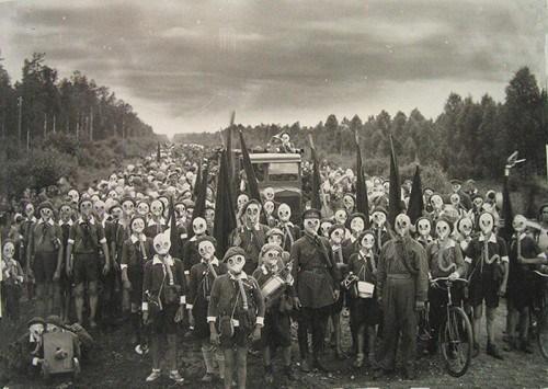 Strašidelná fotka 5