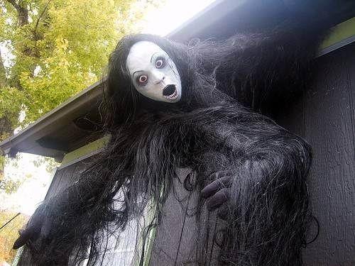 Halloween dekorace