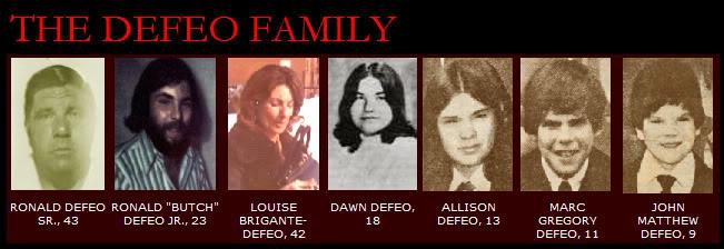 Amityville: Vražda rodiny DeFeových