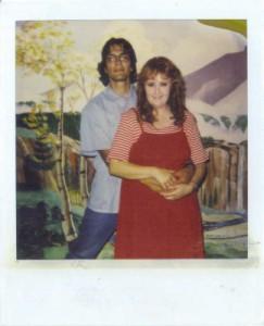 Richard Ramirez s manželkou