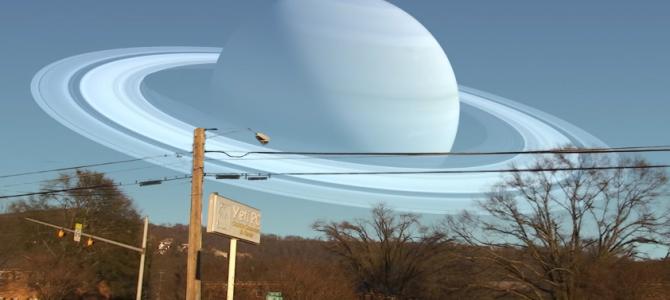 Takhle by vypadaly planety, kdyby byly od nás stejně daleko jako Měsíc