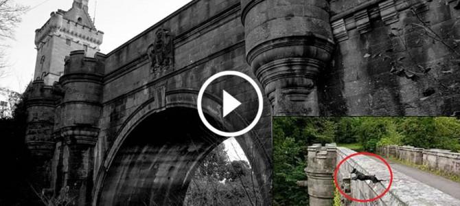 Psí sebevraždy – Most Overtoun