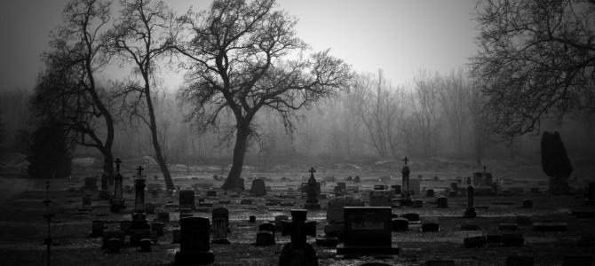 Strašidelný příběh: Babička šla na hřbitov s žádostí