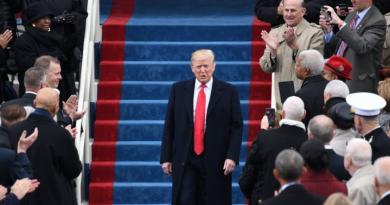 Donald Trump oficiálním prezidentem Spojených států amerických