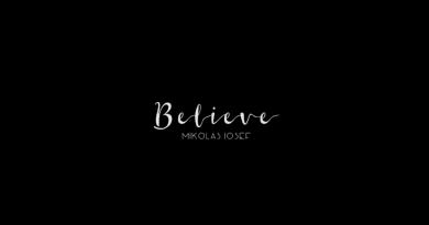 Mikolas Josef představil třetí single s názvem Believe