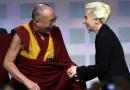 Lady Gaga se setkala s Jeho Svatostí Dalajlámou